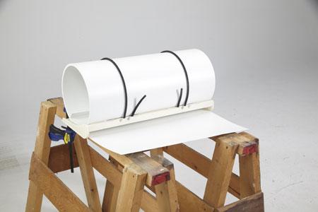Aluminum Trim Coil Dispenser Tamer Amp Holder By